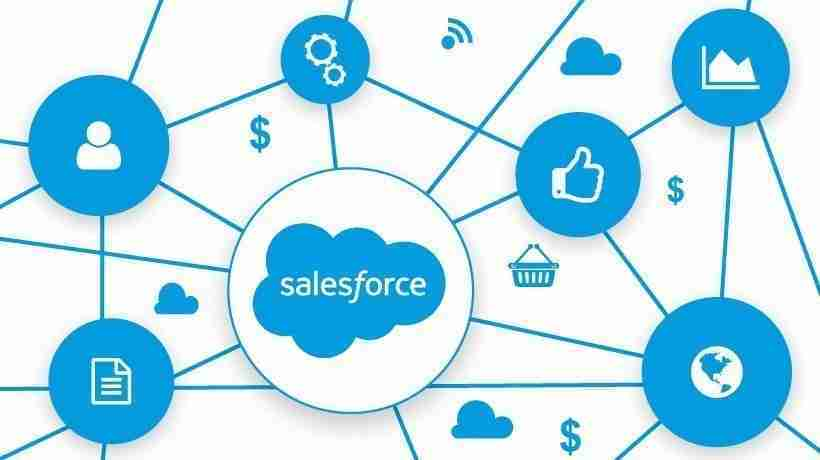 Salesforce Beats Q1 Revenue Predictions