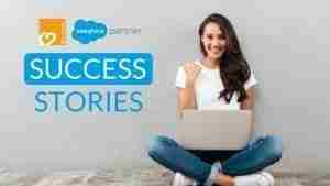 Salesforce Success Story: April Rust, Salesforce Certified Administrator