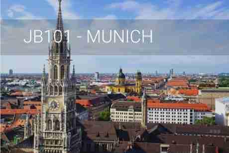 Journey Builder (JB101), 6 December, Munich