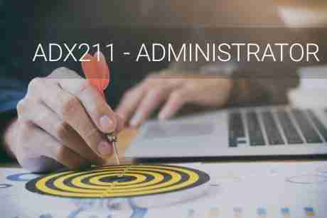 Administration Essentials For Experienced Admins (ADX211), 28 September - 01 October, Virtual