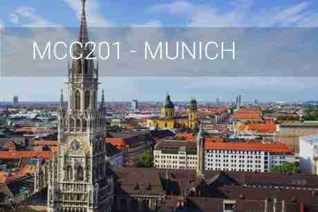 Marketing Cloud Connect Basics (MCC201), 4 - 7 May, Munich