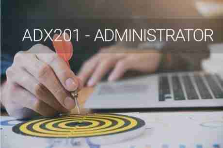 Administrative Essentials for new Admins in Lightning Experience (ADX201), 31 August - 04 September, Virtual (CET)